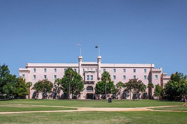 Former Citadel Building, Marion Square