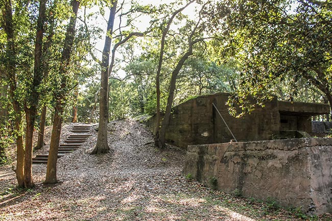 Fort Fremont, Wide View