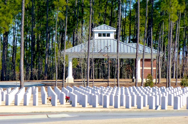 Fort Jackson Cemetery