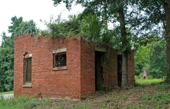 Fort Motte Jail Calhoun County