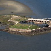 Fort Sumter Aerial