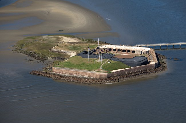 Fort Sumter Charleston South Carolina Sc