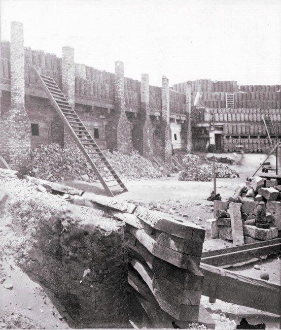 Fort Sumter Historic Photo