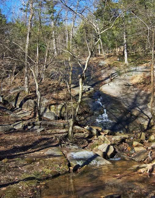 Forty Acre Rock Lancaster