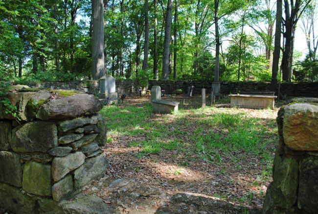 Foster's Tavern Cemetery
