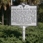 Four Holes Swamp Bridge