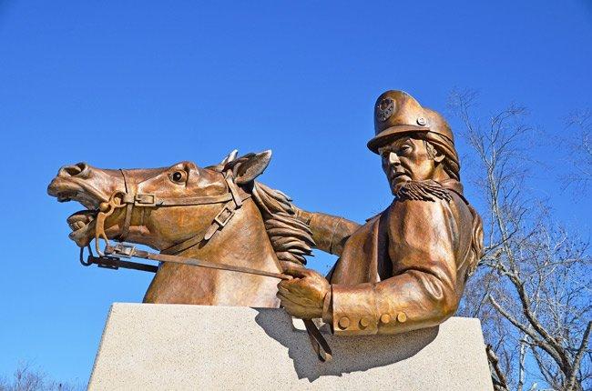 Francis Marion Bronze