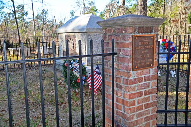 Francis Marion Tomb