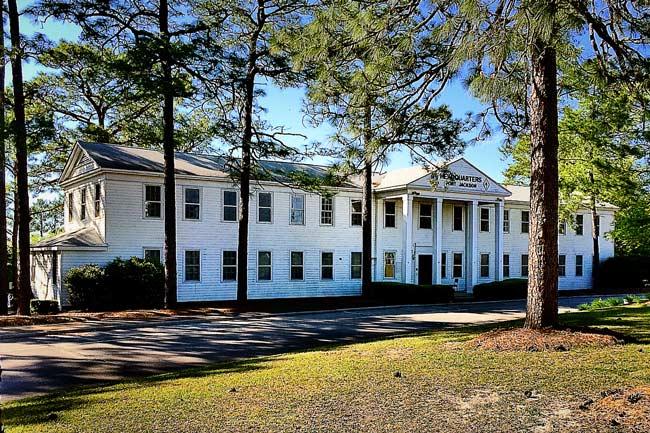 Ft. Jackson Headquarters