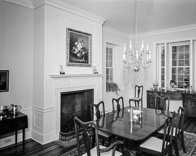 Tabby Manse Dining Room