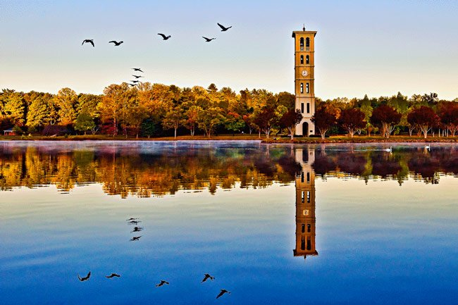 Furman SC Bell Tower
