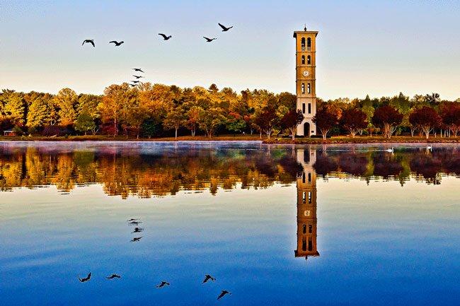 Furman SC Bell Tower