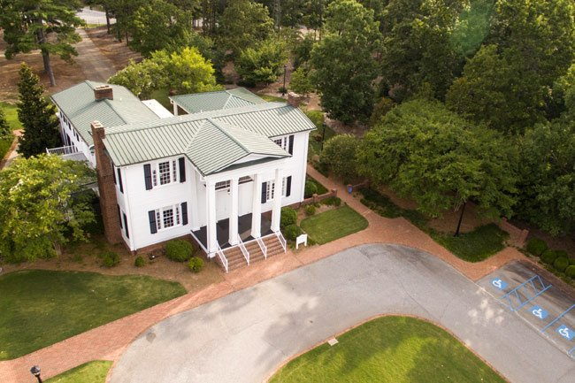 Furman University Alumni House