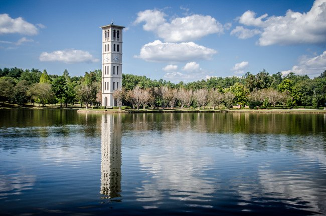 Furman University Belltower