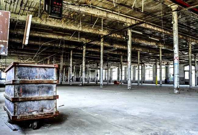 Garco Mill Interior