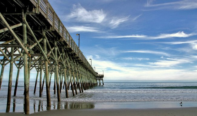 Garden City Pier Garden City South Carolina SC