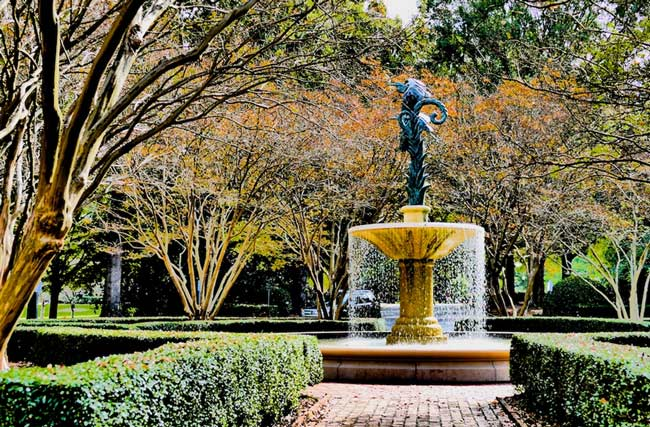Garden Fountain Furman