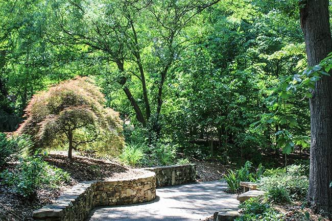 Hatcher Garden