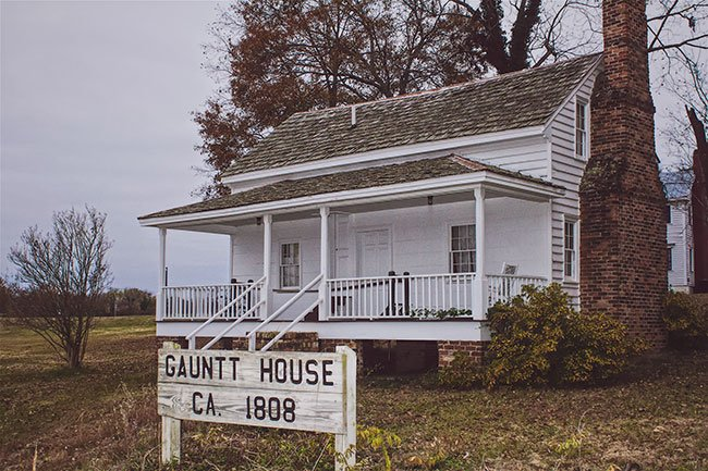 Gauntt House