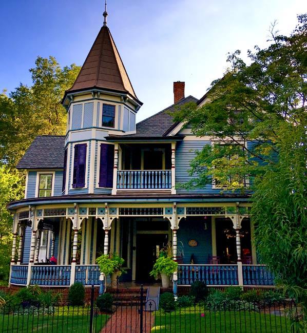 Geer House Greenville