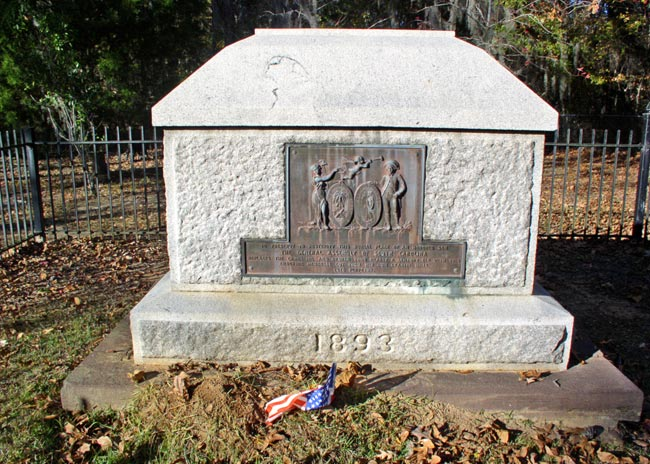 General Francis Marion Grave