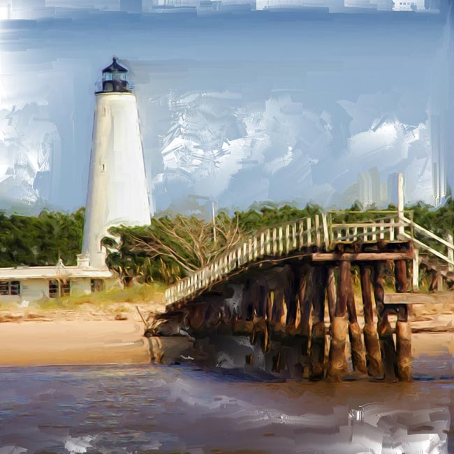 Georgetown Lighthouse SC