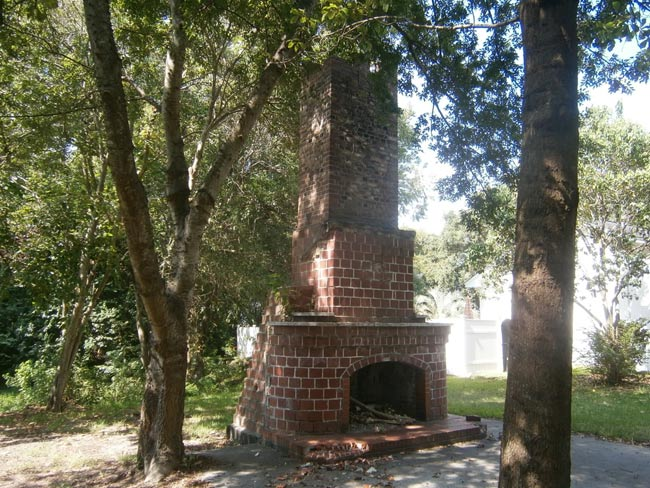 German POW Chimney