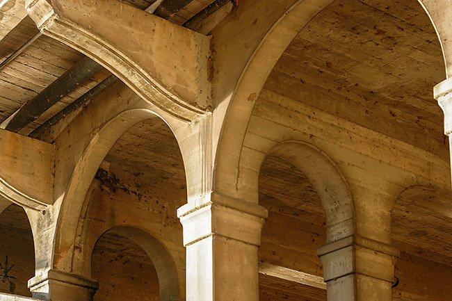 Gervais Bridge Arch Details