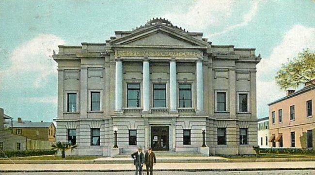 Gibbes Museum Postcard