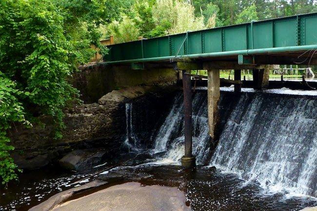 Gibson Pond Park Lexington