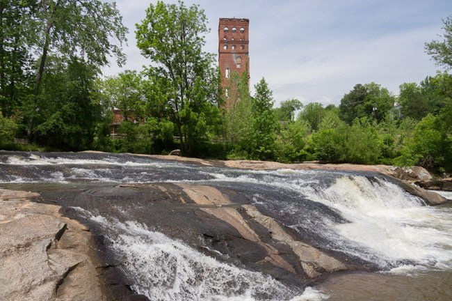 Glendale Mill Shoals