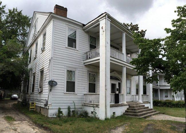 Glover House Orangeburg