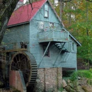 Golden Creek Mill