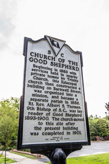Good Shepherd Marker