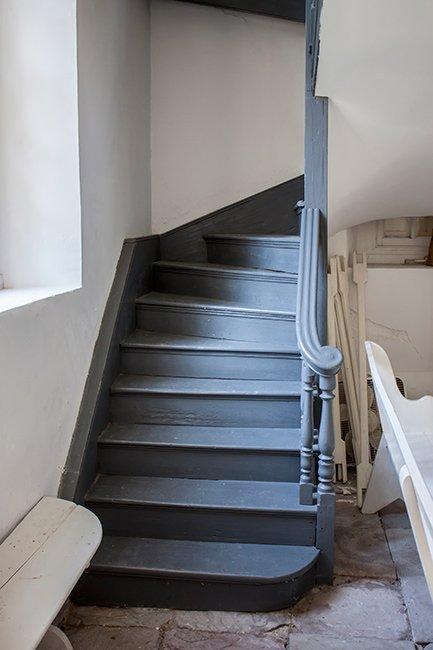Goose Creek Church Stairs