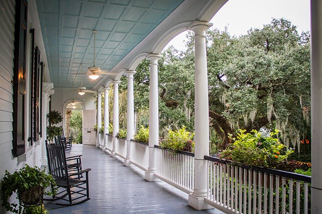 The Governor Thomas Bennett House Charleston South