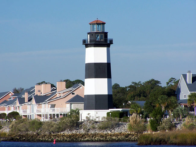 The Governor's Lighthouse