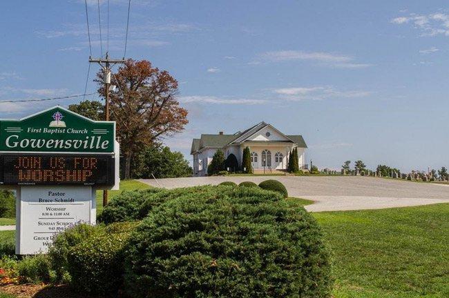 Gowensville Baptist