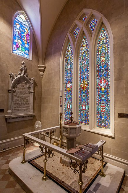 Grace Episcopal Font