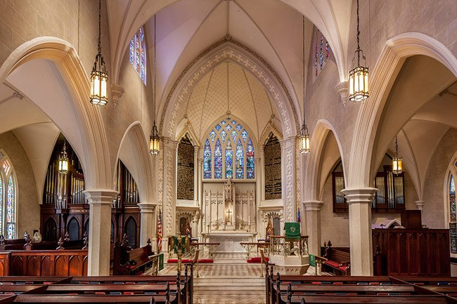 Grace Episcopal Interior