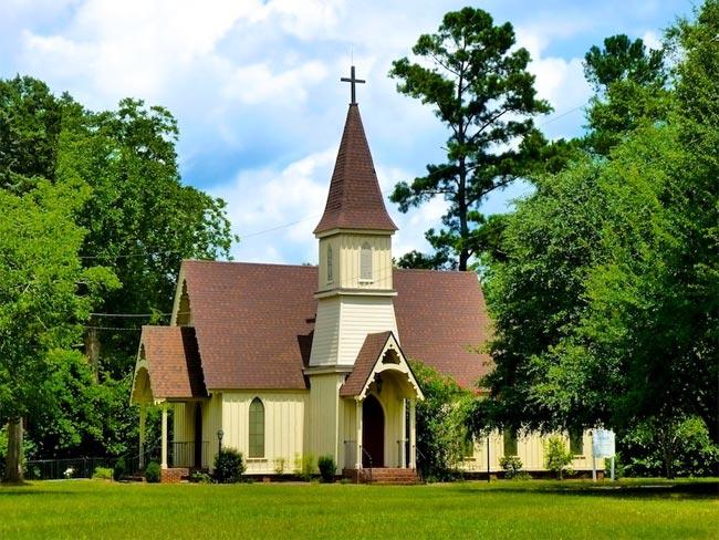 Grace Episcopal Church Ridge Spring