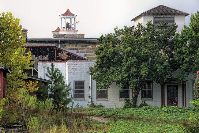 Graniteville Mill Aiken County