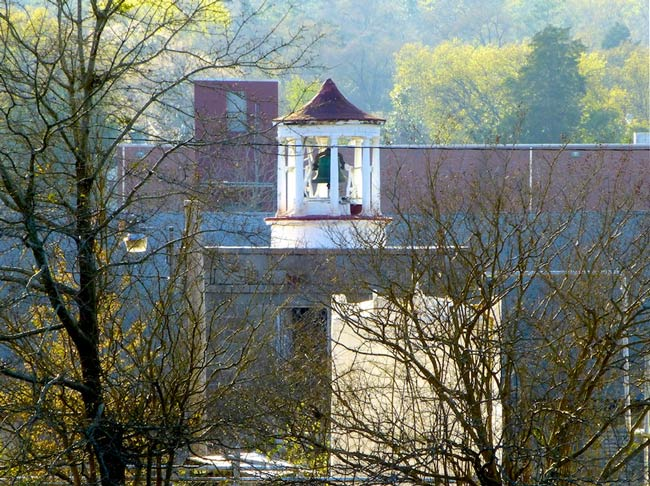 Graniteville Mill Bell