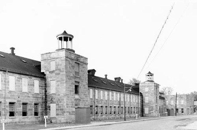 Graniteville Mill Historic
