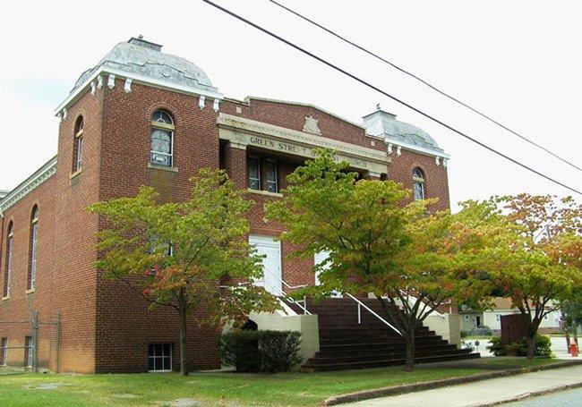 Green Street Baptist
