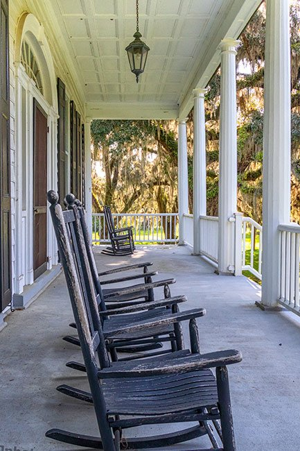Grove Plantation Porch