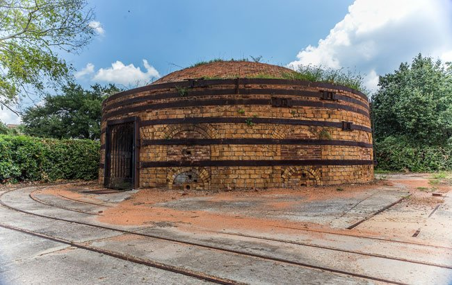 Guignard Beehive Kiln