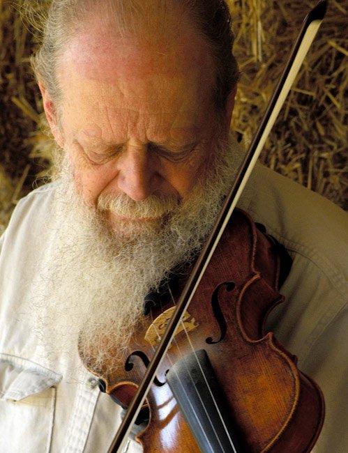 Hagood Mill Fiddler