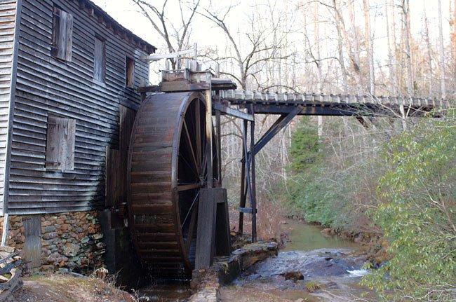 Hagood Mill Pickens