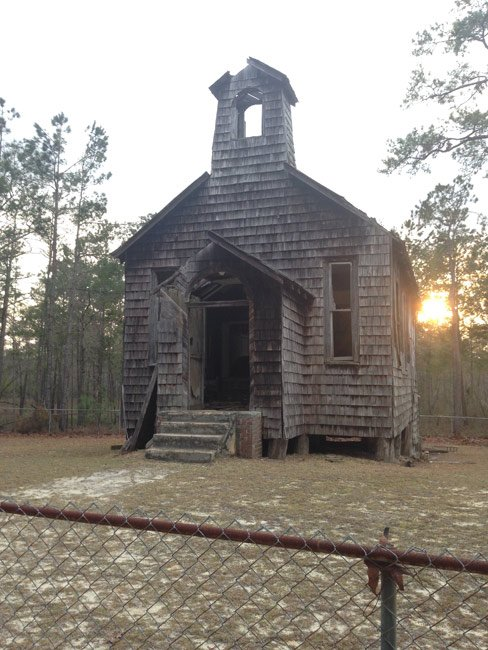 Halfway Creek Church Shulerville